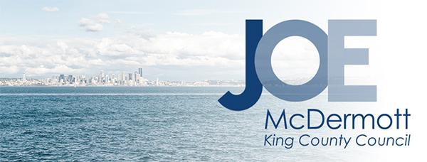 King County Councilmember Joe McDermott